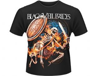 Black Veil Brides 'Skelewarrior' T-Shirt